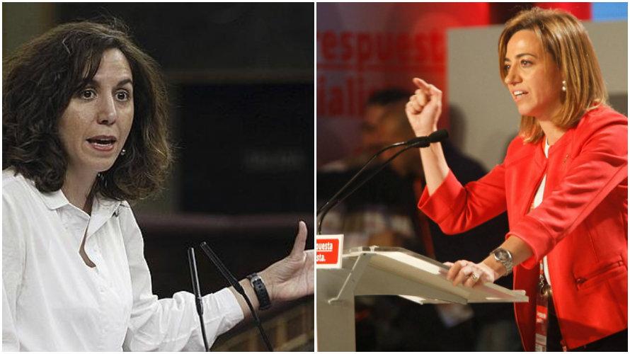 Retirada de Chacón y Lozano: ¿se desmorona el PSOE?