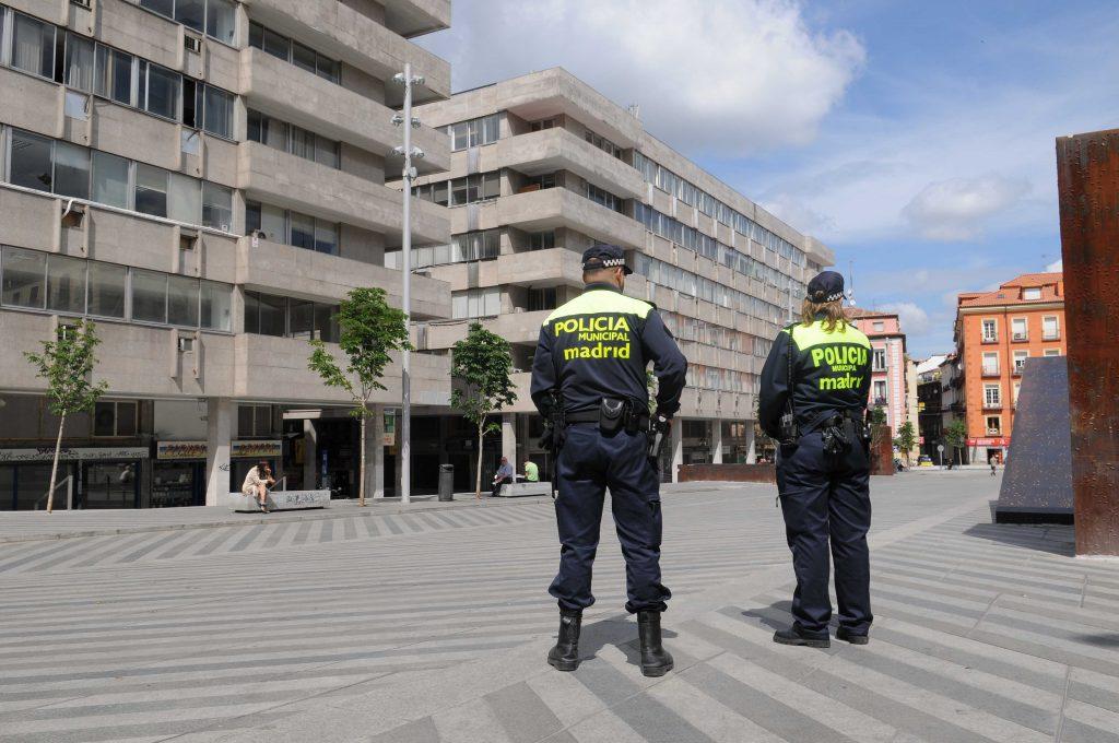 La dedocracia de Carmena en la Policía Municipal