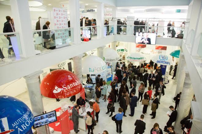 La Feria de Empleo Judírico en Madrid: todo un éxito
