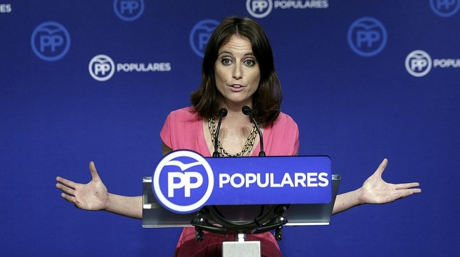 Levy pone al PP como la «única alternativa» al bloque de izquierdas»