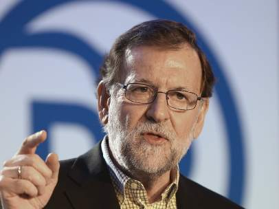 """Rajoy persevera en la """"sensatez"""" de cara al 26J"""
