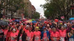 La Carrera de la Mujer destina 100.000€ para combatir el cáncer