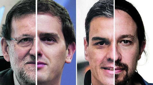 Las 4 Españas y las 2 Equis: ¡la que nos espera!