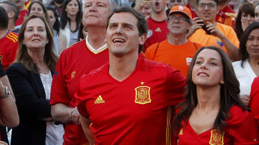 Rivera, más partidario de La Roja… que de 'los rojos'