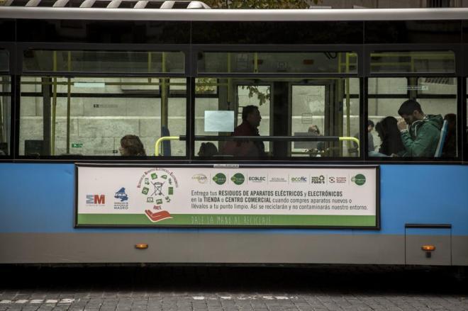 La EMT comprará más de 1.000 nuevos autobuses
