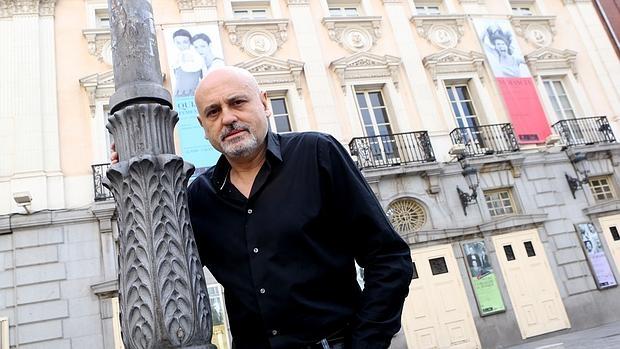 """Carmena, """"erre que erre"""" contra el Director del Teatro Español"""