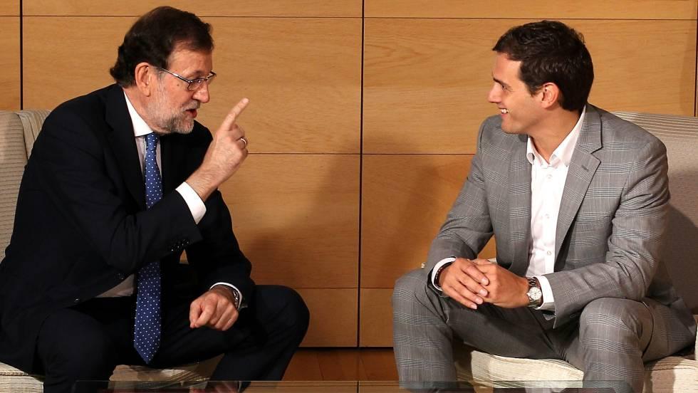 Albert Rivera: ¿bajada de pantalones o servicio a España?