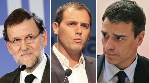 La hora de la verdad: ¿seguirán enrocados Rivera y Sánchez?