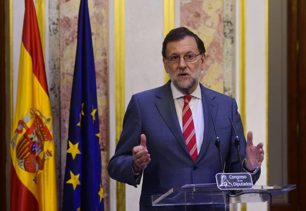 Los dos emotivos recuerdos de Mariano Rajoy