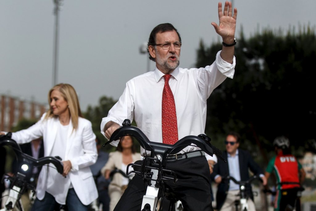 El Induráin de La Moncloa produce una crisis en el PSOE y otra en C'S