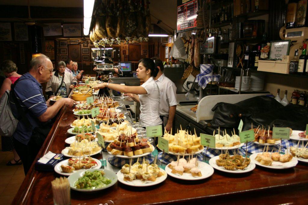 Las tapas madrileñas, las mejores de España