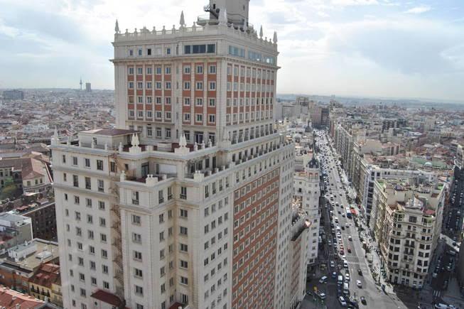 El Edificio España se convertirá en un Hard Rock Hotel