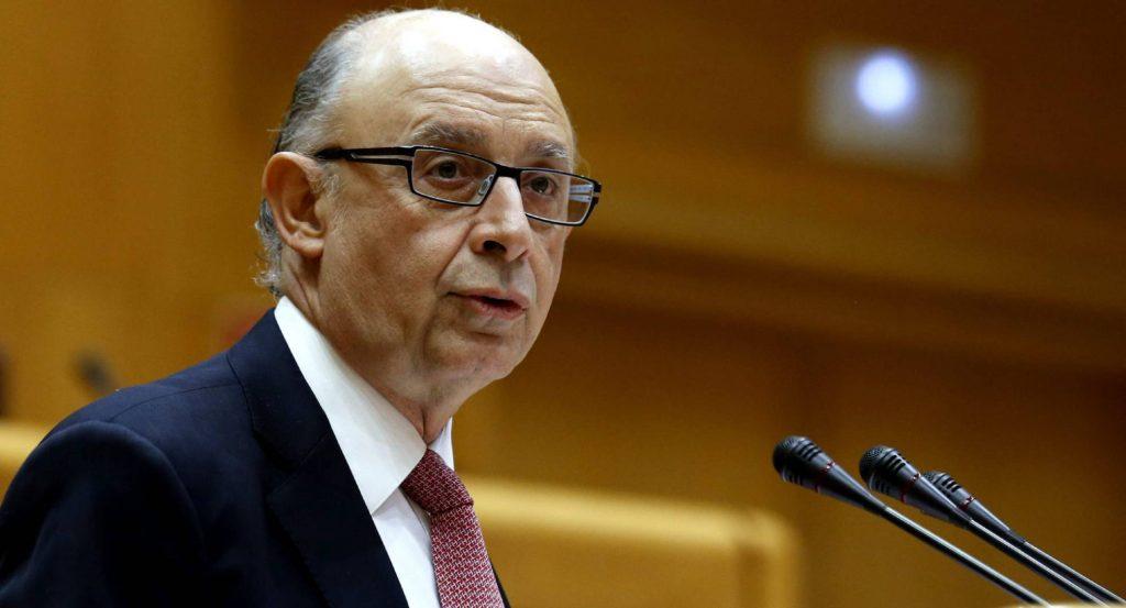 Montoro anuncia las nuevas medidas para reducir el fraude fiscal