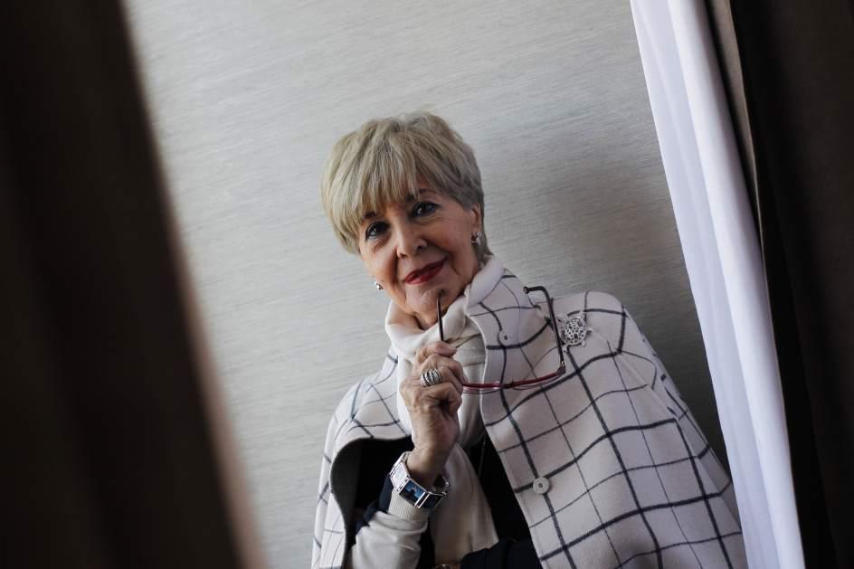 Concha Velasco, galardonada con su segundo premio Nacional de Teatro