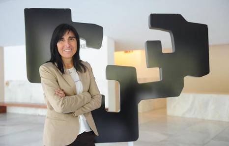 Nekane Balluerka, nueva rectora de la Universidad del País Vasco