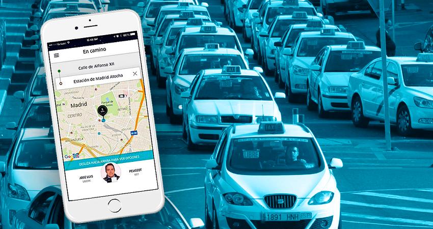 El sindicalismo en el taxi, causa de su imparable decadencia