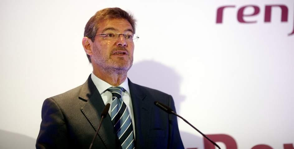 El ministro de Justicia anuncia nuevas iniciativas de reforma