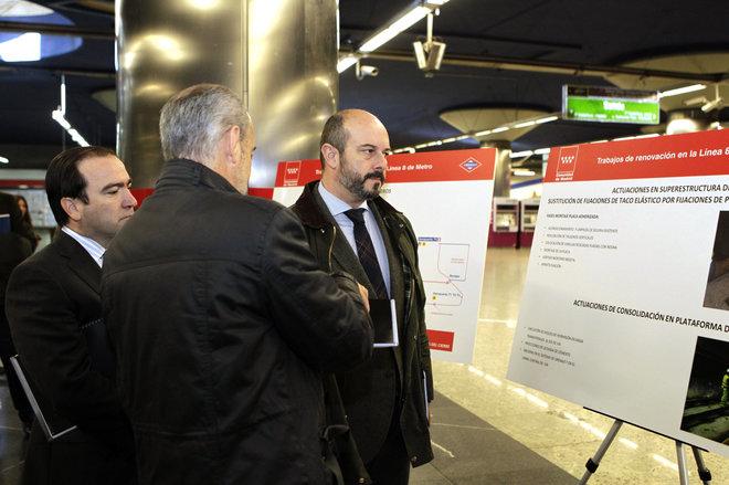 La Línea 5 de Metro de Madrid se cerrará en verano