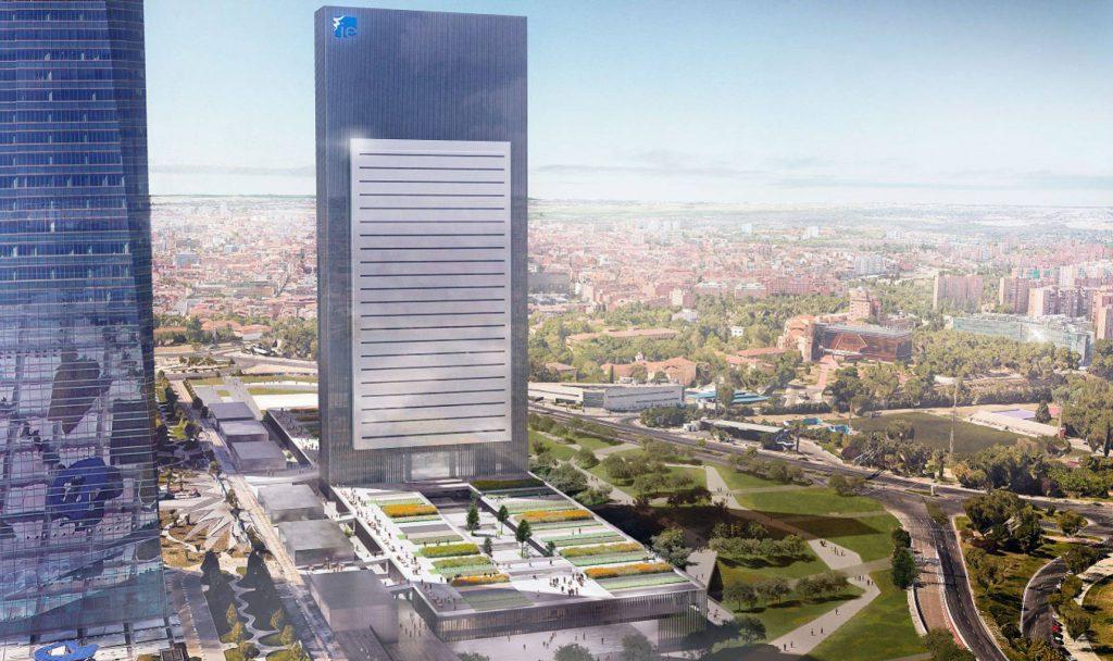 Madrid tendrá un nuevo skiline