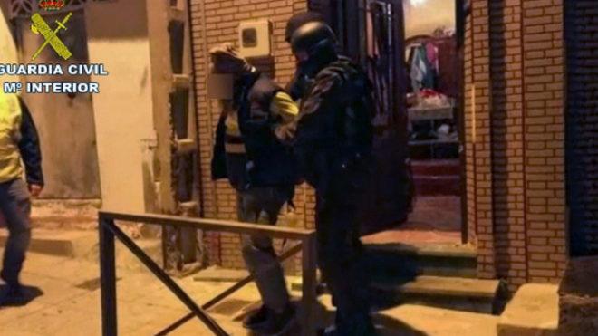 La Guardia Civil arresta en Ceuta a dos individuos cercanos al Estado Islámico
