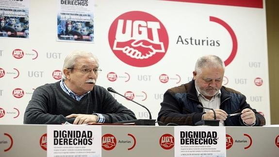 La Guardia Civil detiene al ex secretario general de UGT en Asturias