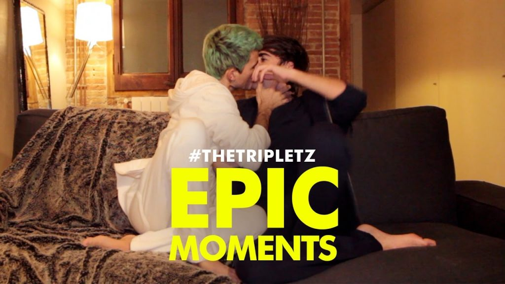 Epic Moments… The Tripletz…