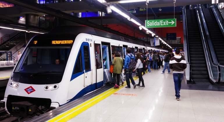 La línea 8 de metro cierra sus puertas del 26 de enero al 18 de abril