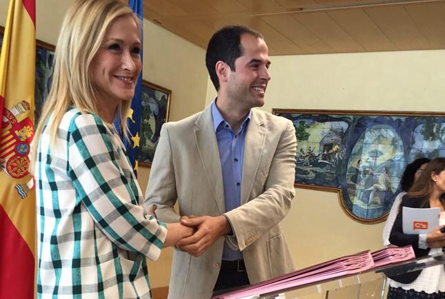 Ciudadanos logra la gratuidad en los libros de texto en Madrid
