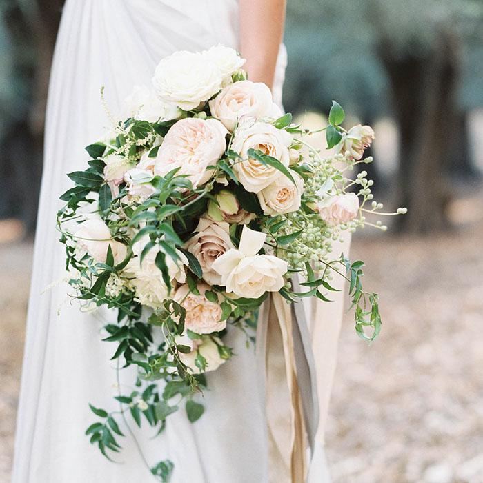 La tendencia de 2017 en ramos de novia