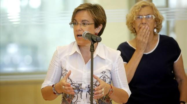 ¿Censura la alcaldesa al PSOE?