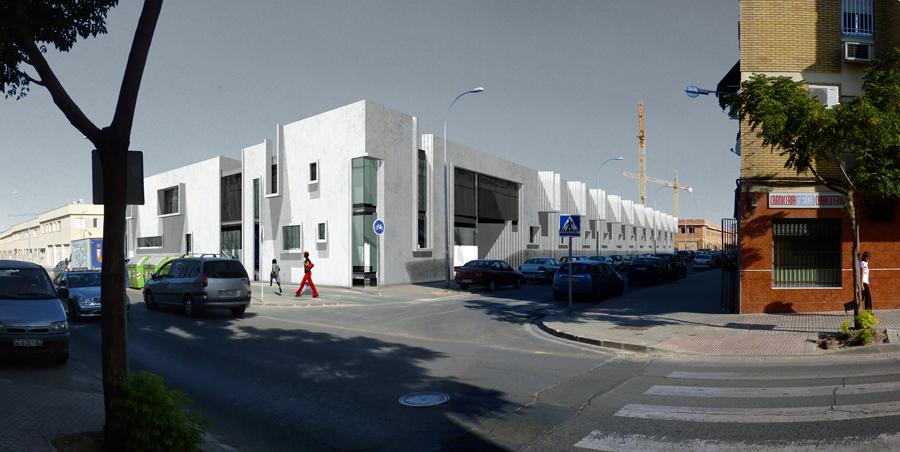 Cuatro menores acusados de homicidio en Sevilla