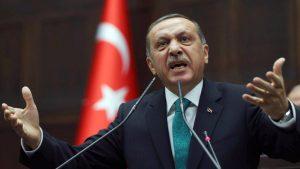 Erdogan desafía y amenaza a Europa