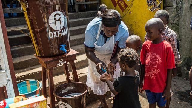 España entre los países que menos ayudan al desarrollo