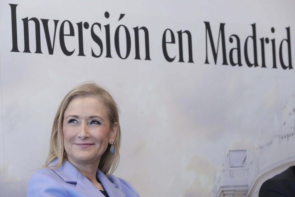 Más inversión extranjera en Madrid