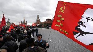 ¡Viva la momia de Lenin!