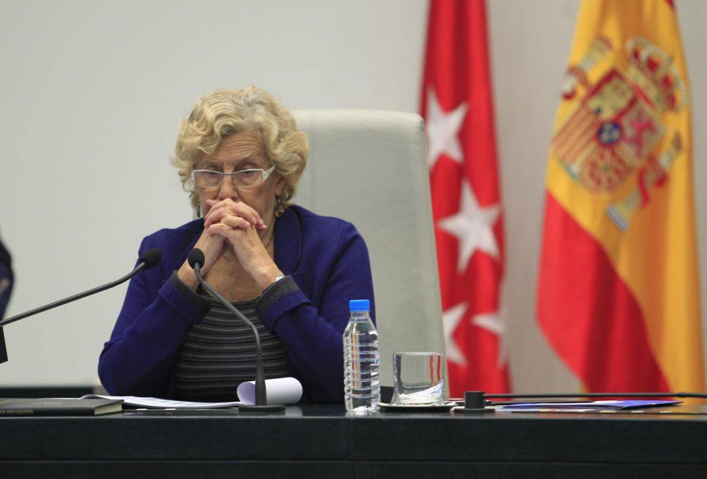 Carmena saquea a los madrileños mediante un impuesto amenazado de inconstitucional