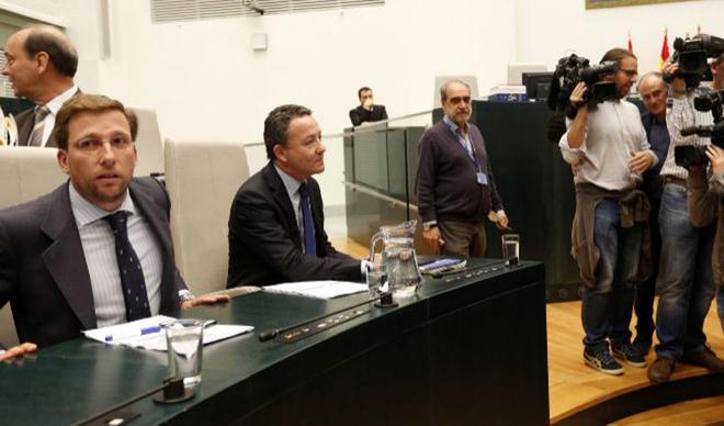Serán los concejales de Aguirre los que elijan al próximo portavoz del PP en el Ayuntamiento