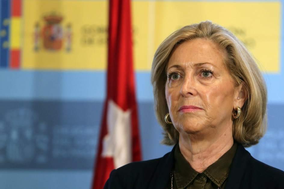 Concepción Dancausa es denunciada por la Fiscalía