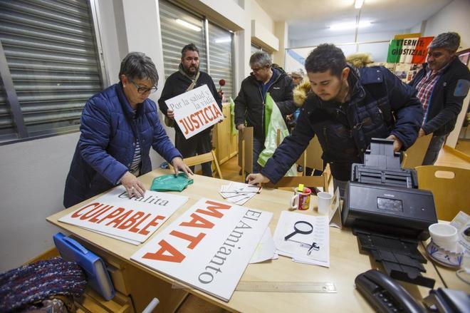 Uralita tendrá que indemnizar a sus trabajadores afectados por amianto