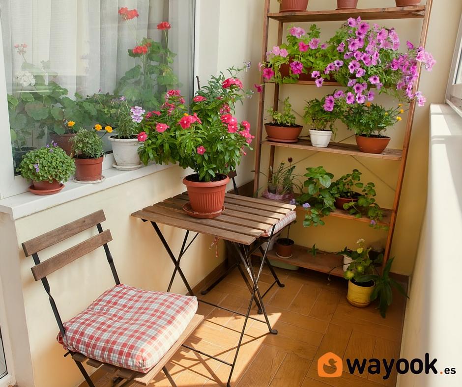 Prepara tu terraza para la primavera