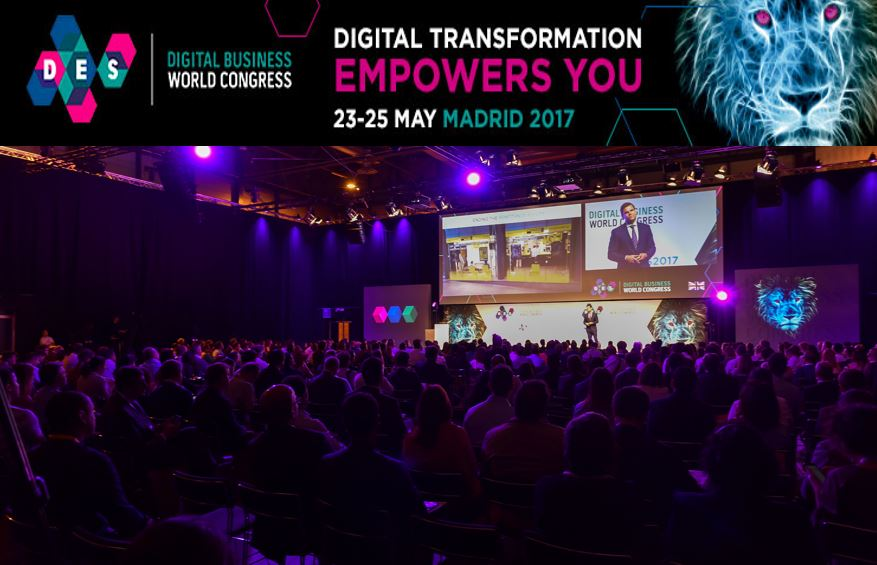 Blockchain, IoT, Ciberseguridad y los Sistemas Cognitivos protagonistas del Digital Business WorldCongress 2017