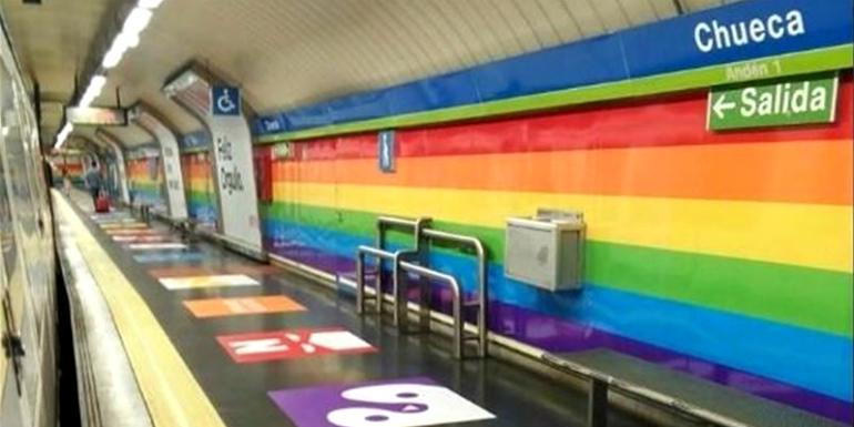 Los sindicatos del Metro de Madrid anuncian que habrá huelga durante el Orgullo