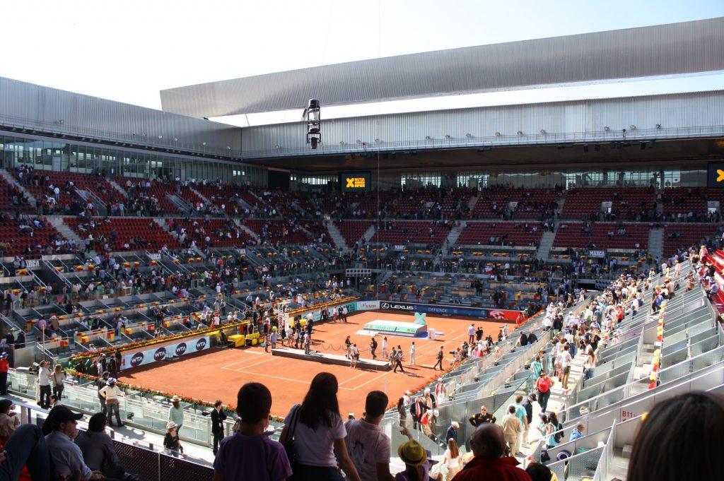 Ahora Carmena se posiciona contra el Open de Tenis