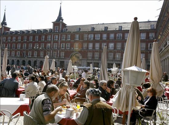Cada vez más extranjeros eligen Madrid para vivir