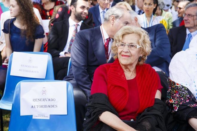 Carmena se arrepiente de haber destapado la corrupción
