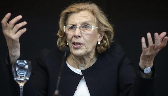 Carmena pretende ahora recuperar las acciones del Metro