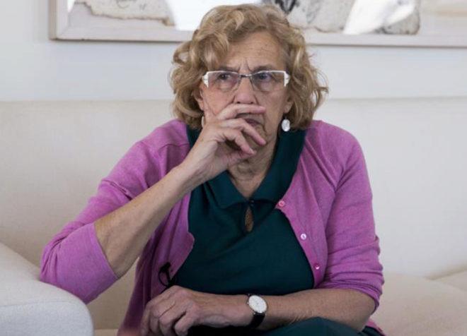 Carmena le alquila a Puigdemont un local del Ayuntamiento