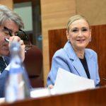Cifuentes desea compadecer en la Asamblea para dar explicaciones