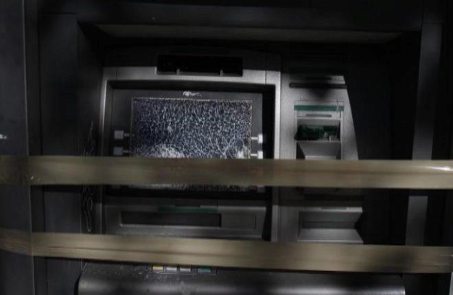 Roban un cajero de Fuencarral haciendo uso de artefactos explosivos