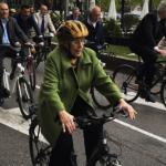 ¿Las bicicletas son para Madrid?
